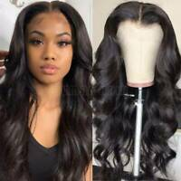 US Silk Top Body Wave Full Lace Wig 100% Peruvian Human Hair Lace Front Wig Cmtt
