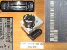 MERCEDES ML W164 ABS PUMP A1644311912 A2515450832