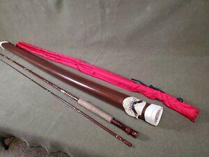 Vintage Fenwick FF806 8' 2 Piece Fly Rod