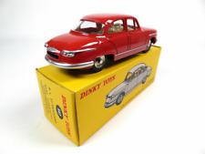 DeAgostini Dinky toys 547 P.L.17 PANHARD 1/43 car model die-cast gift Red Sliver