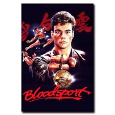 BLOODSPORT CLASSIC MOVIE POSTER 24x36-52933