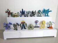 "Yu-Gi-Oh 2"" Tall Collectible Duel Monster Arena Mini Figure Takahashi HTF Rare 2"