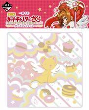 Banpresto Ichiban Cardcaptor Sakura Prize C Wash Hand Towel Kero-Chan Sweets