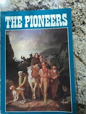 THE PIONEERS, IMAGES OF THE FRONTIER by Joseph Czestochowski, ILLUSTRATIONS, PB