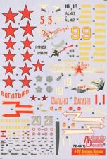Authentic Decals 1/72 A-20 Bostons/Havocs in the Russian Sky # 7244