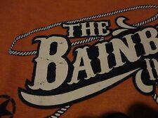 High School SWIM MEET Tournament Swimming Team BAINBRIDGE Ohio T Shirt sz Medium