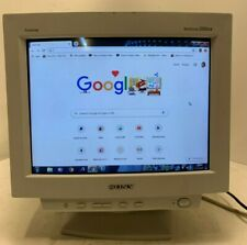 """SONY MULTISCAN CPD-200SX TRINITRON COLOR COMPUTER DISPLAY MONITOR 17"""""""