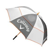 "Callaway Golf MAVRIK Umbrella NEW Golf Accessory 68"" Double Canopy"