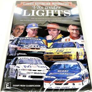 "V8'S UNDER LIGHTS R4 ""NEW AND SEALED"" AUZ SELLER"