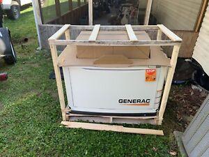 generac standby generator 22kw