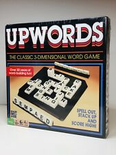 Winning Moves Games Classic Upwords The Classic 3-Dimensional Word Game