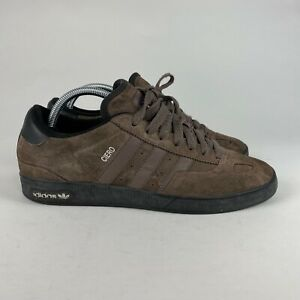 Adidas Ciero Mens US 9 EUR 42 2/3 Suede Athletic Sneakers
