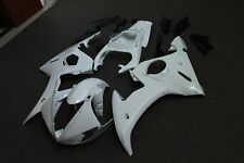 Unpainted ABS Injection Fairing/BodyWork Kit for Yamaha YZF R6 2005 05 US STOCK