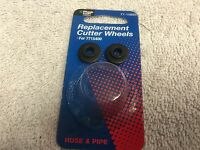 Plumb Craft  Tubing Cutter Replacement Wheels For Model 7715400, Part# 77-15825