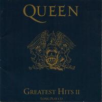QUEEN - Greatest Hits II - Original 1991 17 Track CD
