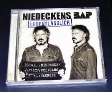 Niedecken BAP à perpétuité CD rapide Envoi neuf et dans l'em BALLAGE d'origine