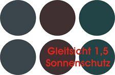 2 Gläser Gleitsicht Kunststoff vollvergütet Index 1,50 Sonne + Komfortqualität