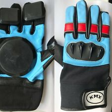 Skateboard Longboard Slide Gloves Leather With Quality Pucks Size Medium