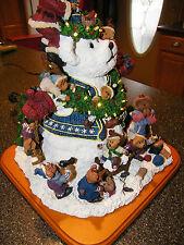 Danbury Mint Boyds Bears Snow Bear, great christmas gift for  wife