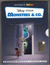 MONSTERS & CO. - DVD Disney - Edizione Speciale 2 Dischi - Confezione Digipack
