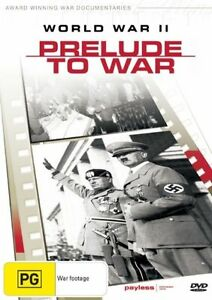 World War II Series - Prelude To War (DVD, 2002 release)