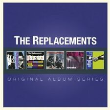 The Replacements ORIGINAL ALBUM SERIES Box Set PLEASED TO MEET YOU New 5 CD