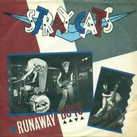 "Stray Cats - Runaway Boys / My One Desire 7 "" (S8459)"