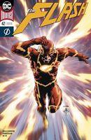 The Flash #42 Dc Comics Variant Cover B 1ST PRINT