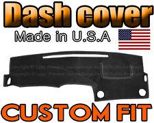 fits 2003-2008  TOYOTA  MATRIX  DASH COVER MAT DASHBOARD PAD /  BLACK