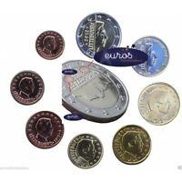 Série 1 cent à 2 euros LUXEMBOURG 2020 - 50 000 séries seulement - UNC