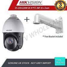 Hikvision DS-2DE4220IW-DE 2MP HD 1080P 20X Zoom CCTV HD External IP PTZ Camera