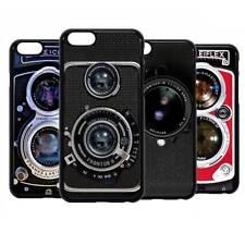 Leica Rollei Compur obturador PRONTOR Cámara duro funda para iPhone iPod 6 7 Plus 8 X