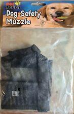 New Pet Touch Dog Safety Muzzle Size M (10cm x 9cm)