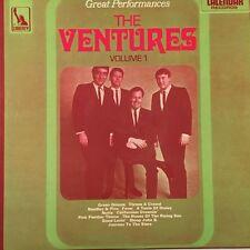 "THE VENTURES - Great Performances Vol 1 - 12"" Vinyl LP Australia Liberty 1961"