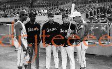 1969 Joe Dimaggio OAKLAND A'S - 35mm Baseball Negative