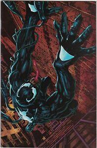 Venom (2016 Marvel) #150 Perkins Virgin Variant VF- light color breaks on back