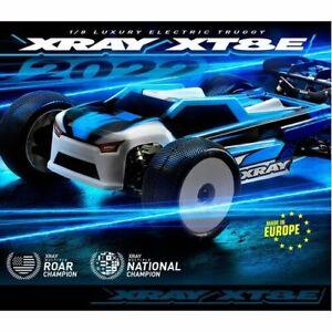 XRAY XT8E'22 - 1/8 LUXURY ELECTRIC RACING TRUGGY - XY350301