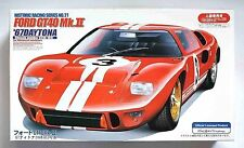 FUJIMI HR-21 1/24 Ford GT40 Mk.II '67 Daytona #3 w/ photo-etched parts model kit