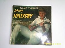EP HALLYDAY DOUCE VIOLENCE
