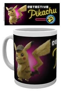 Pokémon: Meisterdetektiv Pikachu - Tasse Neon