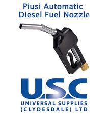 Piusi Automatic Diesel Fuel Nozzle 70-120 Ltrs Per Min Tank Fuel Storage Bowser