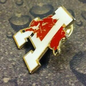 University of Arkansas Razorbacks pin badge Fayetteville NCAA Hogs