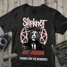 SLIPKNOT Band FrameT-shirt Joey Jordison Rock Lover Tribute Vintage Men Gift Tee