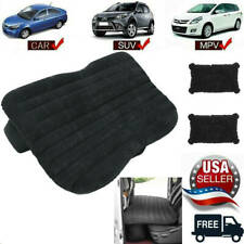 Universal Car Back Seat Cover Travel Mattresses Inflatable Bed Cushion For Suv
