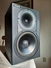 Pair of Mackie HR824 Mk1 Vintage Made in USA Studio Monitors the Proper Ones!