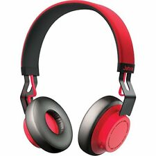 Official Jabra Move Wireless Bluetooth On-ear Headphones Red