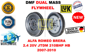 FOR ALFA ROMEO BRERA 2.4 20V JTDM 210BHP HB 2007-2010 NEW DUAL MASS DMF FLYWHEEL