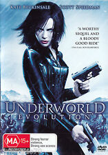 UNDERWORLD Evolution DVD R4 - New