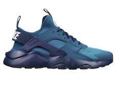 new style a550b de0bf Nike Air Huarache Run Ultra 819685 414 Mens Trainers Blue Force Womens Gym  Shoes