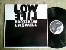 Peter Brötzmann - Bill Laswell – Low Life - LP free improvisation